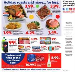 Beer deals in the Save a Lot weekly ad in Aiken SC