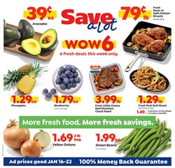 Chicken deals in the Save a Lot weekly ad in Knoxville TN