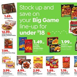 Boxes deals in the Save a Lot weekly ad in Bay City MI