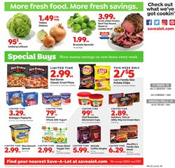 Milk deals in the Save a Lot weekly ad in Aiken SC