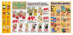 Storage deals in the Save a Lot weekly ad in Bay City MI