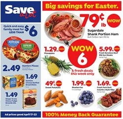 Grocery & Drug deals in the Save a Lot weekly ad in Newark OH