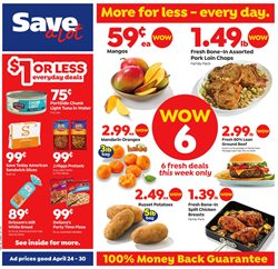 Save a Lot deals in the Grand Rapids MI weekly ad
