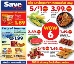 Grocery & Drug deals in the Save a Lot weekly ad in Saint Augustine FL