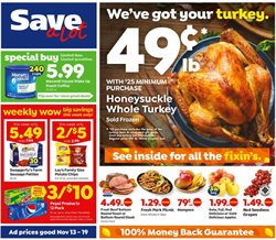 Grocery & Drug deals in the Save a Lot weekly ad in Green Bay WI