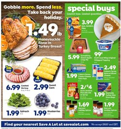 Grocery & Drug deals in the Save a Lot weekly ad in Kenosha WI