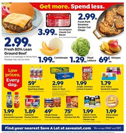 Save a Lot deals in the Baton Rouge LA weekly ad