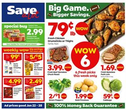 Save a Lot deals in the Orange Park FL weekly ad