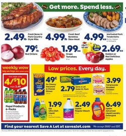 Save a Lot deals in the Rochester NY weekly ad