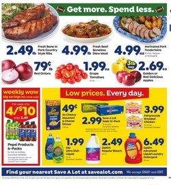 Grocery & Drug deals in the Save a Lot weekly ad in Columbus IN