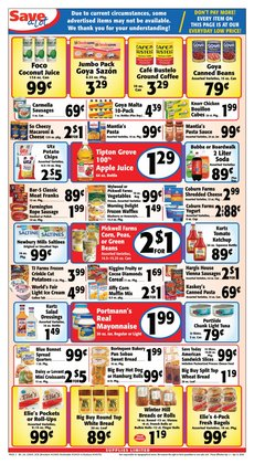 Grocery & Drug offers in the Save a Lot catalogue in Cambridge MA ( 2 days ago )