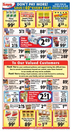 Grocery & Drug offers in the Save a Lot catalogue in North Dartmouth MA ( Expires today )