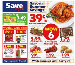Grocery & Drug offers in the Save a Lot catalogue in Wilkes Barre PA ( Expires today )