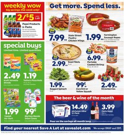 Grocery & Drug offers in the Save a Lot catalogue in Cincinnati OH ( Expires today )