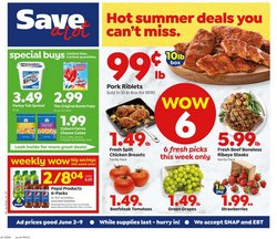 Grocery & Drug offers in the Save a Lot catalogue in Norristown PA ( Published today )