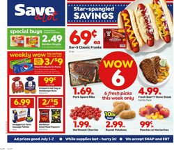 Grocery & Drug offers in the Save a Lot catalogue in Mansfield OH ( 3 days left )