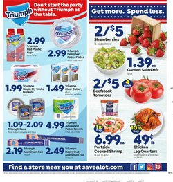 Grocery & Drug offers in the Save a Lot catalogue in Jackson TN ( Expires today )
