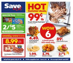 Grocery & Drug offers in the Save a Lot catalogue in Columbia SC ( 3 days left )
