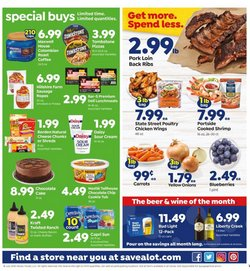 Grocery & Drug offers in the Save a Lot catalogue in Newport News VA ( 3 days left )
