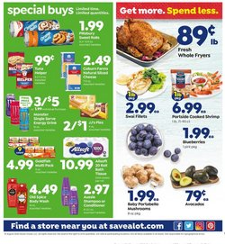 Grocery & Drug offers in the Save a Lot catalogue in Green Bay WI ( Expires tomorrow )