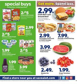 Grocery & Drug offers in the Save a Lot catalogue in Racine WI ( 2 days ago )
