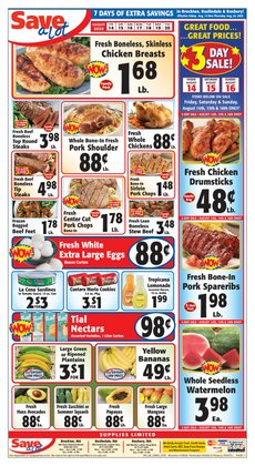Grocery & Drug offers in the Save a Lot catalogue in Cambridge MA ( 1 day ago )