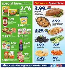 Grocery & Drug offers in the Save a Lot catalogue in Livonia MI ( 2 days left )