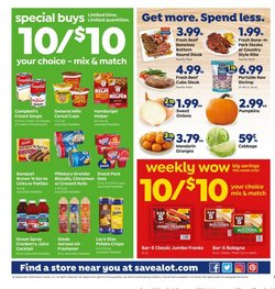 Grocery & Drug offers in the Save a Lot catalogue in Warren OH ( 2 days left )