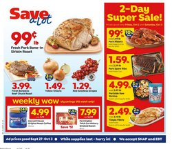 Grocery & Drug offers in the Save a Lot catalogue in Morgantown WV ( Published today )