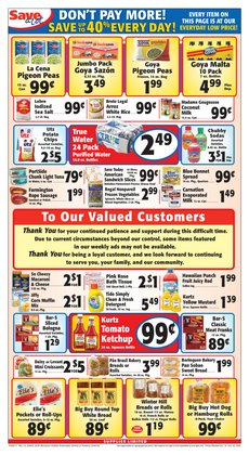 Grocery & Drug offers in the Save a Lot catalogue in Cambridge MA ( Expires today )