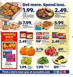 Grocery & Drug offers in the Save a Lot catalogue in Cortland NY ( Published today )