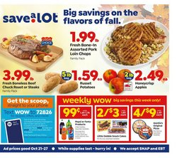 Grocery & Drug offers in the Save a Lot catalogue in Joplin MO ( 1 day ago )