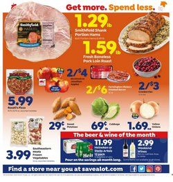 Grocery & Drug offers in the Save a Lot catalogue in Indianapolis IN ( Expires tomorrow )