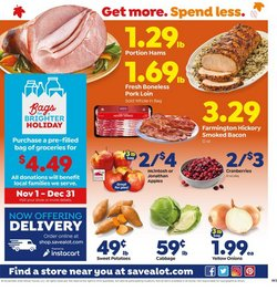Grocery & Drug offers in the Save a Lot catalogue in Manchester MO ( Expires tomorrow )