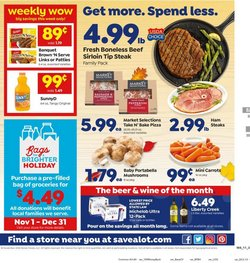 Grocery & Drug offers in the Save a Lot catalogue in Lake Charles LA ( Expires today )