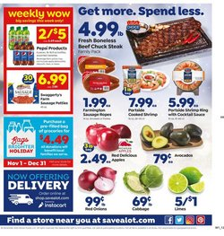 Grocery & Drug offers in the Save a Lot catalogue in East Saint Louis IL ( 1 day ago )