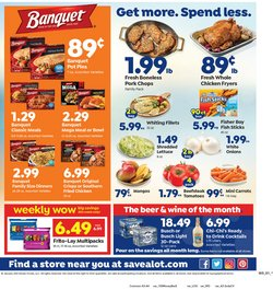 Grocery & Drug offers in the Save a Lot catalogue in Florence KY ( Expires tomorrow )