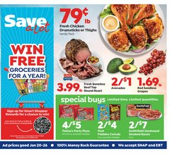 Grocery & Drug offers in the Save a Lot catalogue in Janesville WI ( 3 days left )