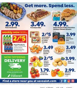 Grocery & Drug offers in the Save a Lot catalogue in Independence MO ( Published today )