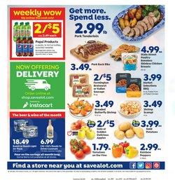 Grocery & Drug offers in the Save a Lot catalogue in Elyria OH ( Expires tomorrow )