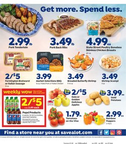 Grocery & Drug offers in the Save a Lot catalogue in Chesapeake VA ( Expires tomorrow )