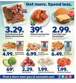 Grocery & Drug offers in the Save a Lot catalogue in Niagara Falls NY ( Published today )