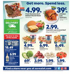 Grocery & Drug offers in the Save a Lot catalogue in Cincinnati OH ( Published today )