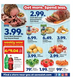 Grocery & Drug offers in the Save a Lot catalogue in Philadelphia PA ( Expires today )