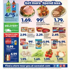Save a Lot deals in the Save a Lot catalog ( Expired)