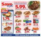Grocery & Drug offers in the Save a Lot catalogue in Canton OH ( Expires today )