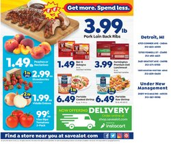 Save a Lot deals in the Save a Lot catalog ( Expires tomorrow)