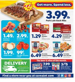 Save a Lot deals in the Save a Lot catalog ( 2 days left)