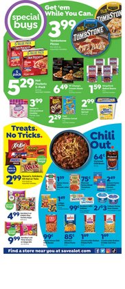 Grocery & Drug deals in the Save a Lot catalog ( 3 days left)