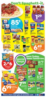 Grocery & Drug deals in the Save a Lot catalog ( Expires tomorrow)